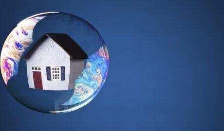 NZ property bubble