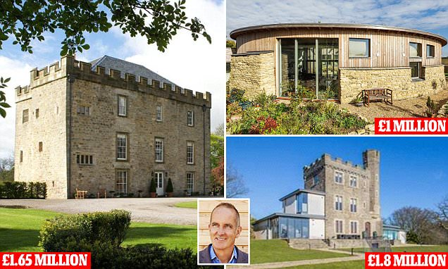 The Grand Designs That Drove Their Owners To Despair And Are Now