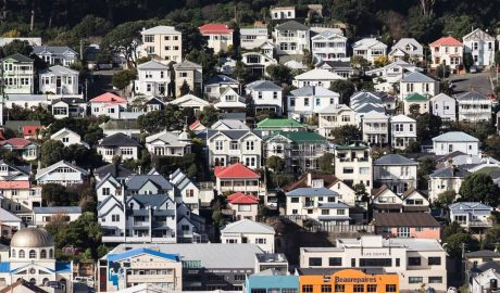 New Zealand house sales