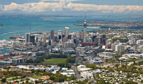 Auckland house prices