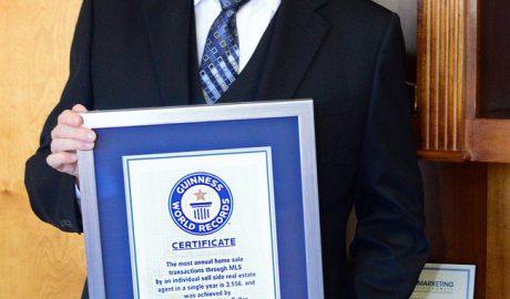 Guinness World Recordholder
