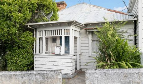 Freemans Bay villa