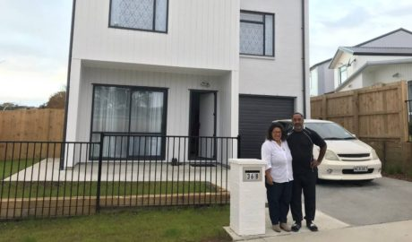 First-home buyer