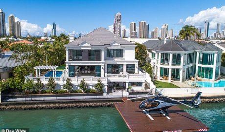 Gold Coast mansion