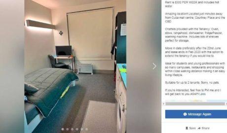 Wellington apartment