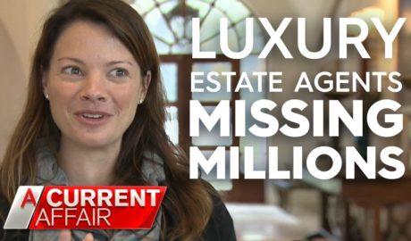Celebrity real estate agent