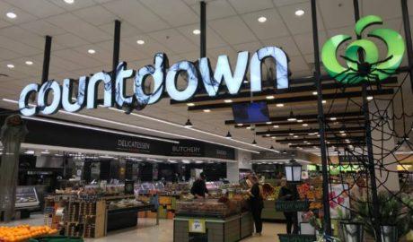 Australian supermarket giant Woolworth