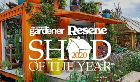 Resene and NZ Gardener are on the hunt for the country's best shed