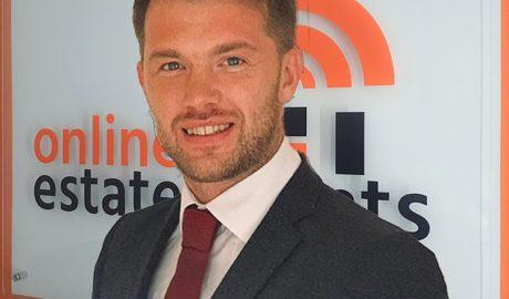 Estate agent Stephen Laycock