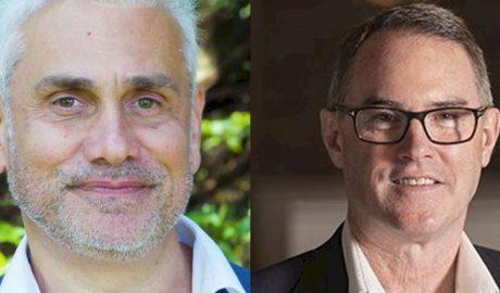 Tom Panos & John McGrath