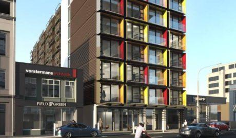Otto apartment block