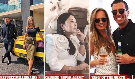 celebrity real estate agents