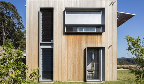 box-like house