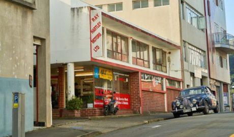 18-32 Haining Street, Wellington