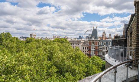 London mansion