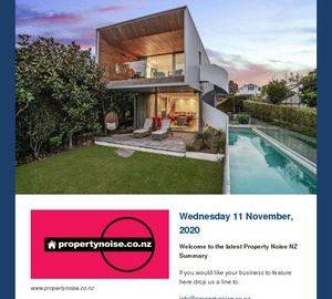Property Noise E-Newsletter