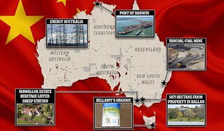 Chinese ownership of Australia