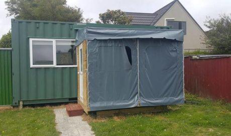 one-bedroom dwelling