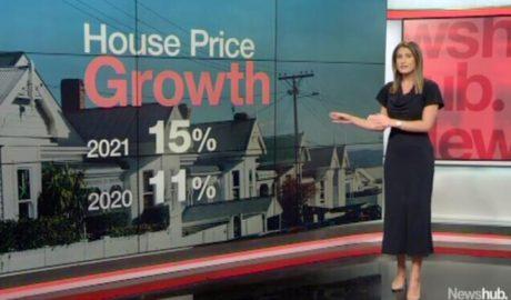 House price rises