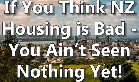 NZ Housing Crisis