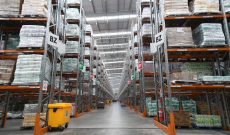 Foodstuffs storehouse