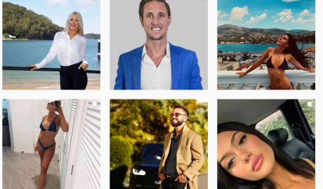 Australia's sexiest real estate agents