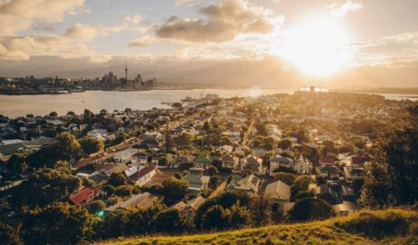Auckland's population growth