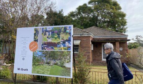 Australia housing boom