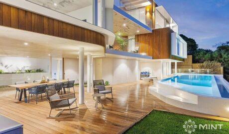 WA mansion