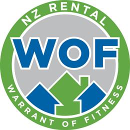 Rental property WOFs