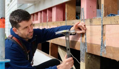 Auckland carpenter