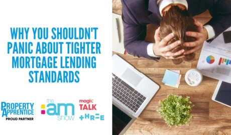 Why You Shouldn't Panic About Tighter Mortgage Lending Standards