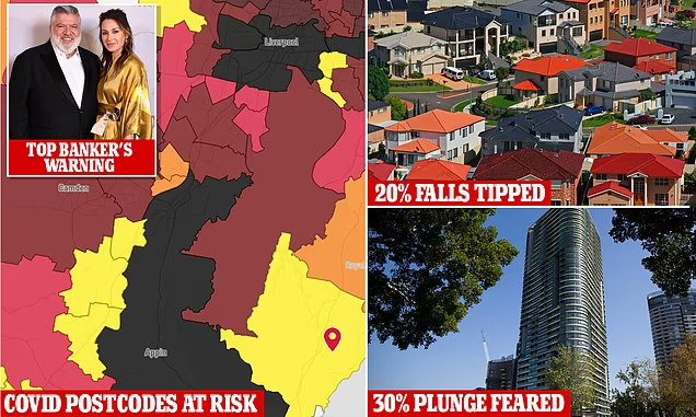 Australian Property Crash