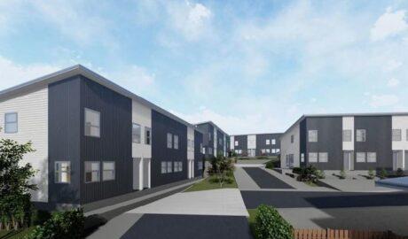 Koru Homes housing development