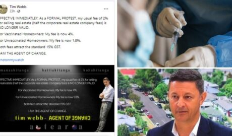 Auckland real estate agent